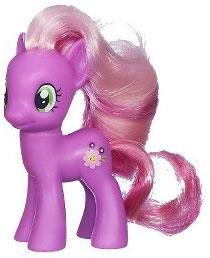 My Little Pony Ms. Cheerilee Collectible Figure by