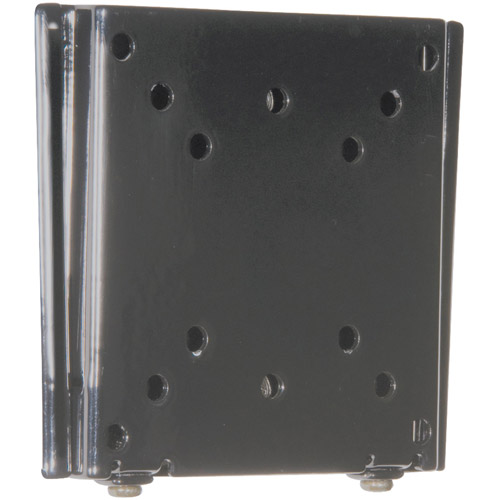 "Peerless Pro PF630 Pro Series Universal Flat Panel Wall Mount for 10"" - 24"" TVs, Black"