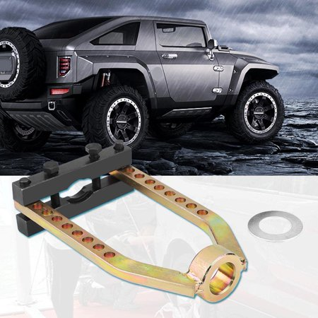 Qiilu Universal CV Joint Puller,Universal 9 Holes Car