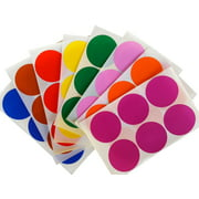 Colored Dot Stickers for All-Purpose Use in Office, Home, School 2