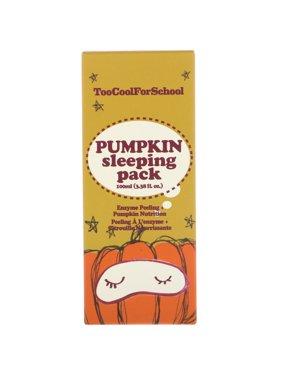 Too Cool for School  Pumpkin Sleeping Pack  3 38 fl oz  100 ml