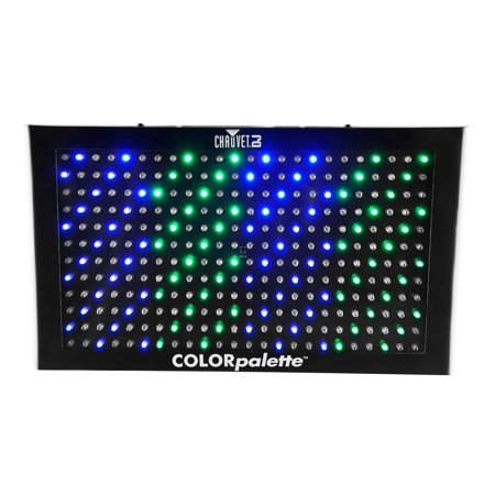 Chauvet DJ Color palette wash panel Chauvet Dj Bank