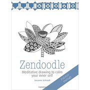 Search Press Books Zendoodle Meditative Drawing