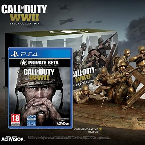 Activision Call of Duty: WWII Valor Triforce Collection (PS4)