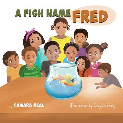 A Fish Name Fred - eBook