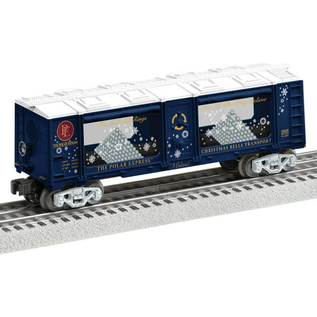 Lionel The Polar Express Christmas Bells Mint Car