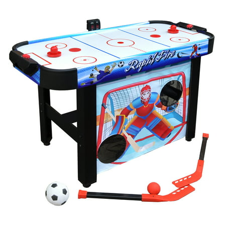 Hathaway Rapid Fire 3 In 1 Multi Game Hockey Table 42 In