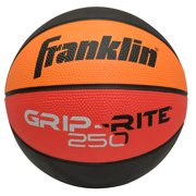Franklin Sports Mini Rubber Basketball Bulk Inflated (Assorted Colors) by Franklin Sports
