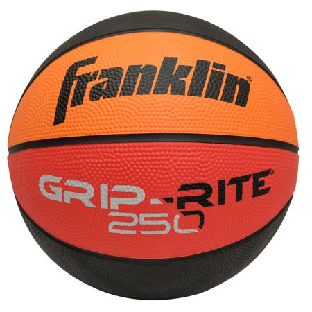 Franklin Sports Mini Rubber Basketball Bulk Inflated (Assorted (Best Champion Basketball Balls)