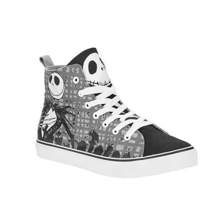 Nightmare Before Christmas Men's Jack High Top