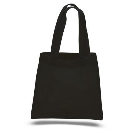 100% Cotton Budget Friendly Wholesale Mini Gift Tote Bag