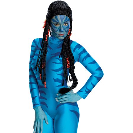 Avatar Neytiri Deluxe Wig Adult Halloween Accessory - Avatar Accessories
