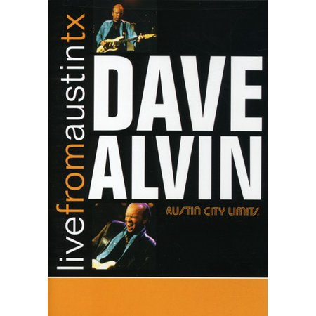 Dave Alvin: Live From Austin, TX: Austin City Limits - Party City In Austin