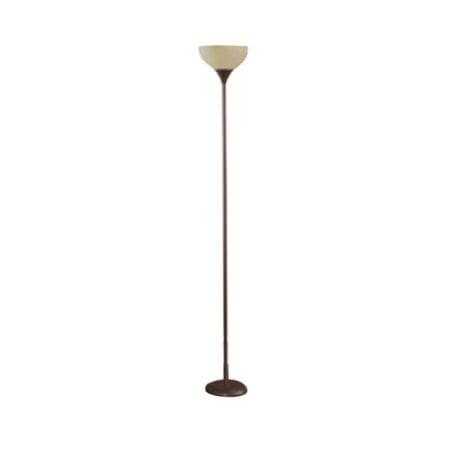 Mainstays Ms Btc Opp Floor Lamp Brn Ca Walmart Com