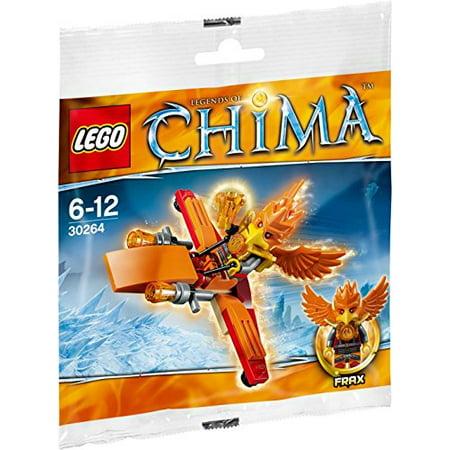 Legends of Chima Frax's Phoenix Flyer Mini Set LEGO 30264 (Phoenix Fleur De Lis)