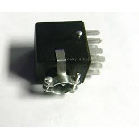 P3312CCE 12 Position Jones Plug Side Cable Entry (1 piece) - P3312CCE