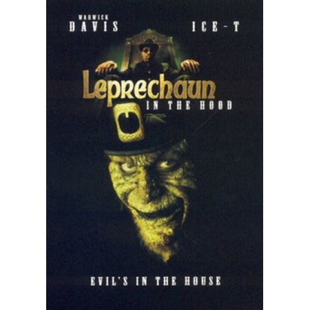 Leprechaun In The Hood (DVD) - Halloween In Korea 2017