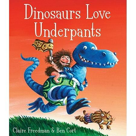 Dinosaurs Love Underpants - Dinosaurs Love Underpants