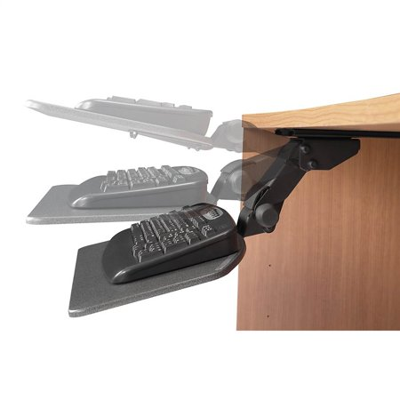 Articulating Keyboard Shelf (Bush Articulating Keyboard Shelf)