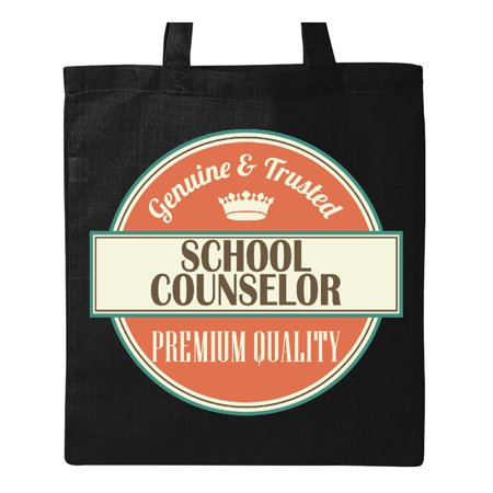 School Counselor Funny Gift Idea Tote Bag