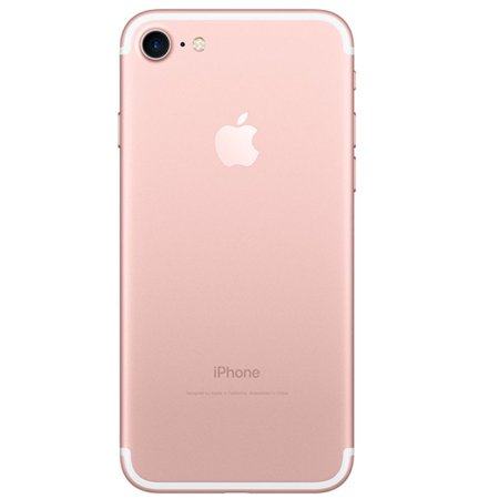 buy online 74d2a 2532e Used (Good Condition) Apple iPhone 7 32GB Unlocked GSM Smartphone Multi  Colors (Rose Gold/White)