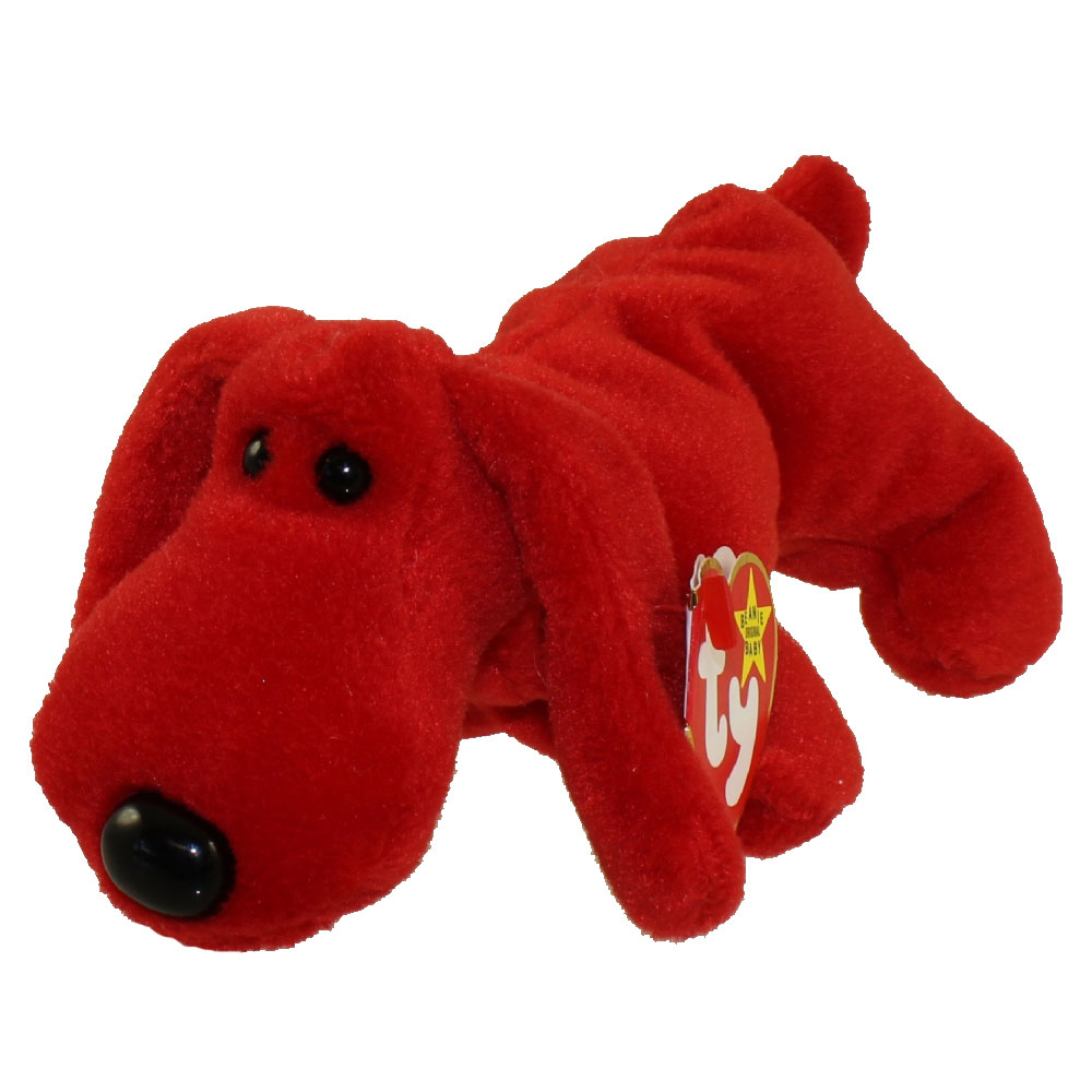 TY Beanie Baby - ROVER the Red Dog (6.5 inch) - Walmart.com cb48454c0d3