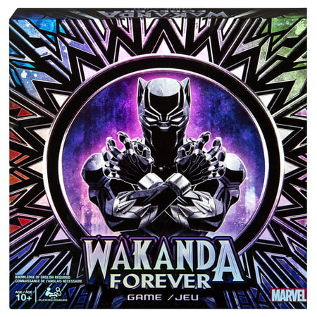 Marvel Black Panther Wakanda Forever Board Game