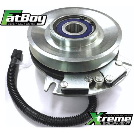 Replaces Hustler 601311 PTO Clutch - NEW Heavy Duty FatBoy Series OEM UPGRADE! 2000 Series Heavy Duty Manual