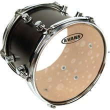 "Evans 16"" Hydraulic Glass Drum Head by Evans"