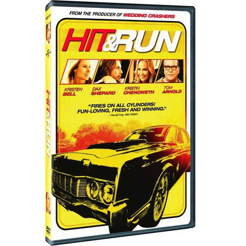 Hit & Run (Anamorphic Widescreen)