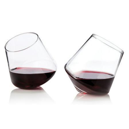 Viski Raye™: Rolling Glasses