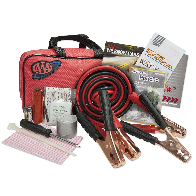 AAA Emergency Road Kit - 42 Piece