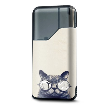 Skin Decal Vinyl Wrap for Suorin Air Kit Vape skins stickers cover / Cool Cat Kat Shades Glasses Tumblr](Cool Halloween Ideas Tumblr)