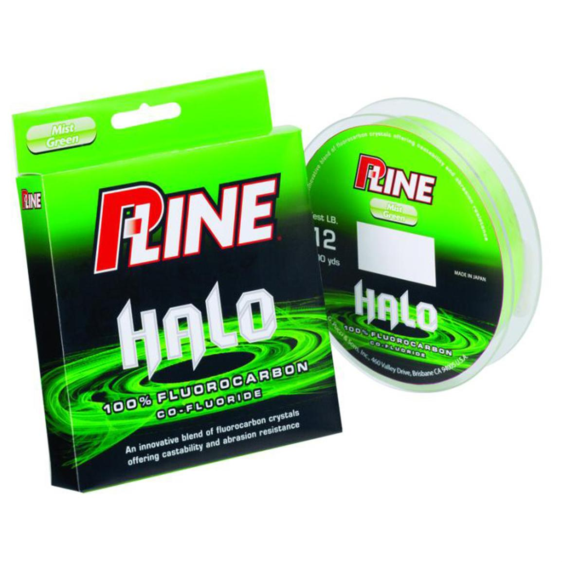 P-Line Halo Fluorocarbon Fishing Line by Generic