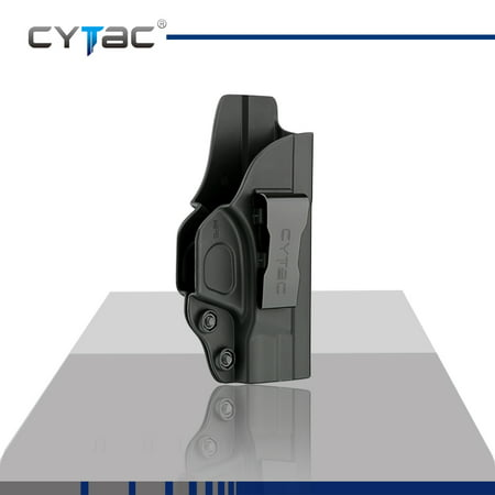 CYTAC Inside the Waistband Holster | Gun Concealed Carry IWB Holster | Fits S&W M&P Shield