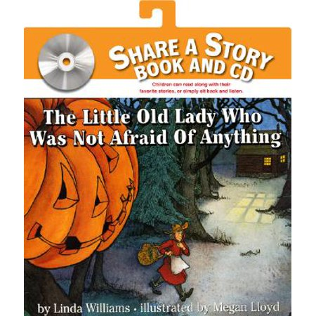 Share a Story: The Little Old Lady Who Was Not Afraid of Anything