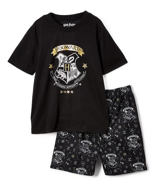 Harry Potter 'Hogwarts' Pajama Short Set