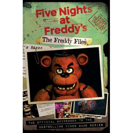 The Freddy Files (Five Nights at Freddy's) (Halloween At Freddy's Tryhardninja)