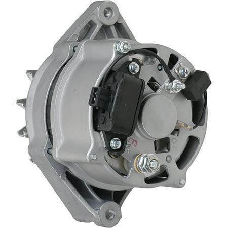 (New DB Electrical ROTA0169 Alternator for 2.2L 0.375 Clock 90 amp External Fan Type Internal Regulator 12V Thermo King SB-III 1991 1993 12333)