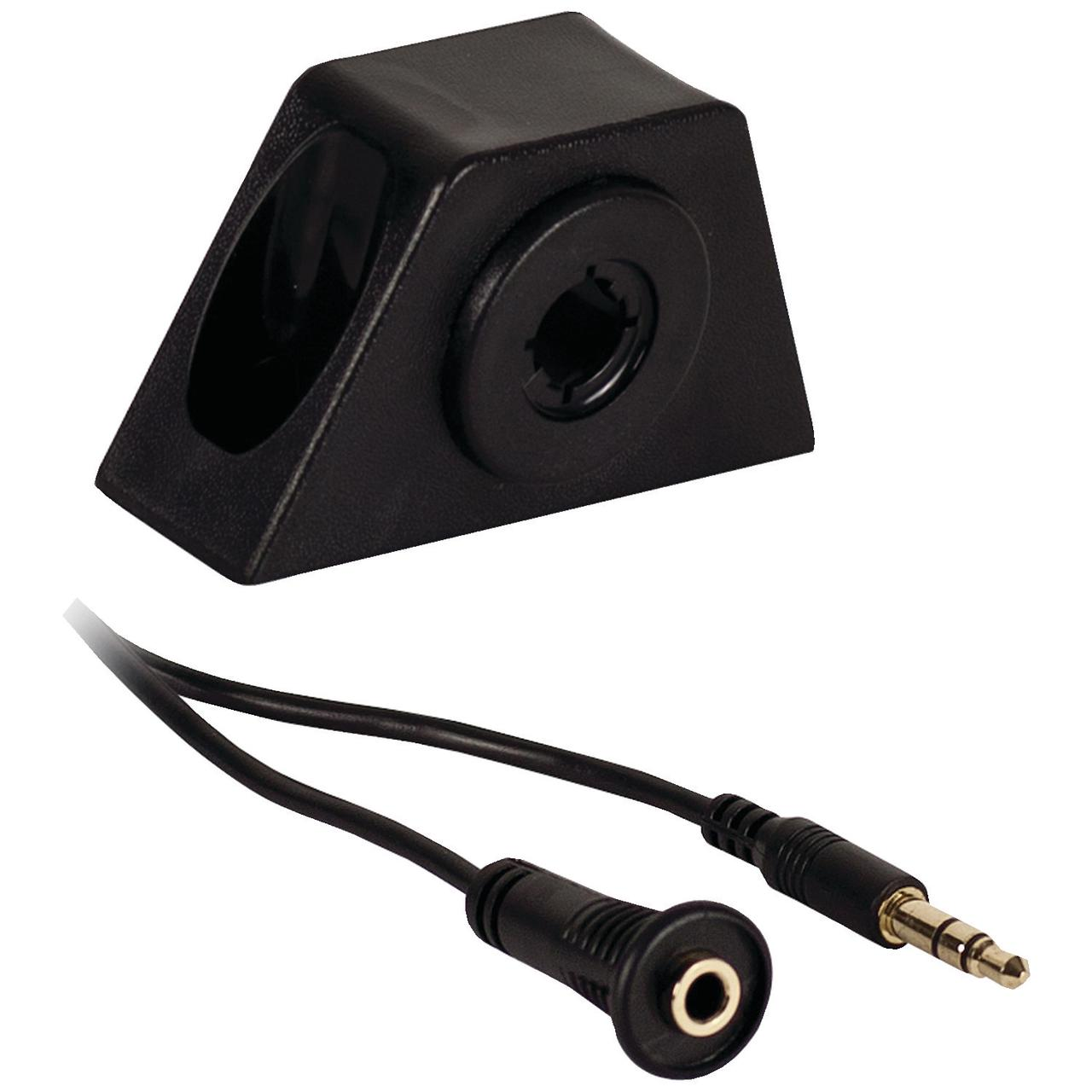 Axxess AX-FM35EXTCB Male To Female 3.5mm Cable With Mount