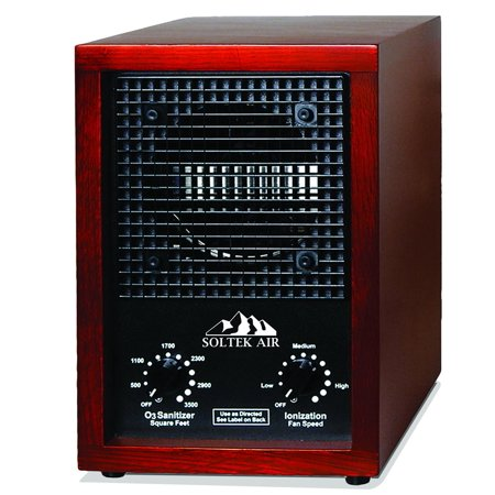 Soltek Air 3500 Pro 6-Stage Whole House Air Purifier and