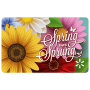 Spring has Sprung Walmart eGift Card