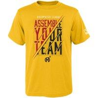 Florida Mayhem Youth Overwatch League Assemble T-Shirt - Yellow