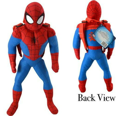 Plush Backpack - Marvel - Spiderman 20