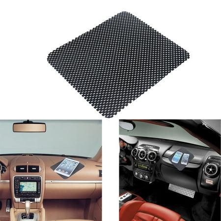 Glass Coin Set (Car Non-slip Dash Mat Dashboard Phone Coin Sunglass Pad Holder)