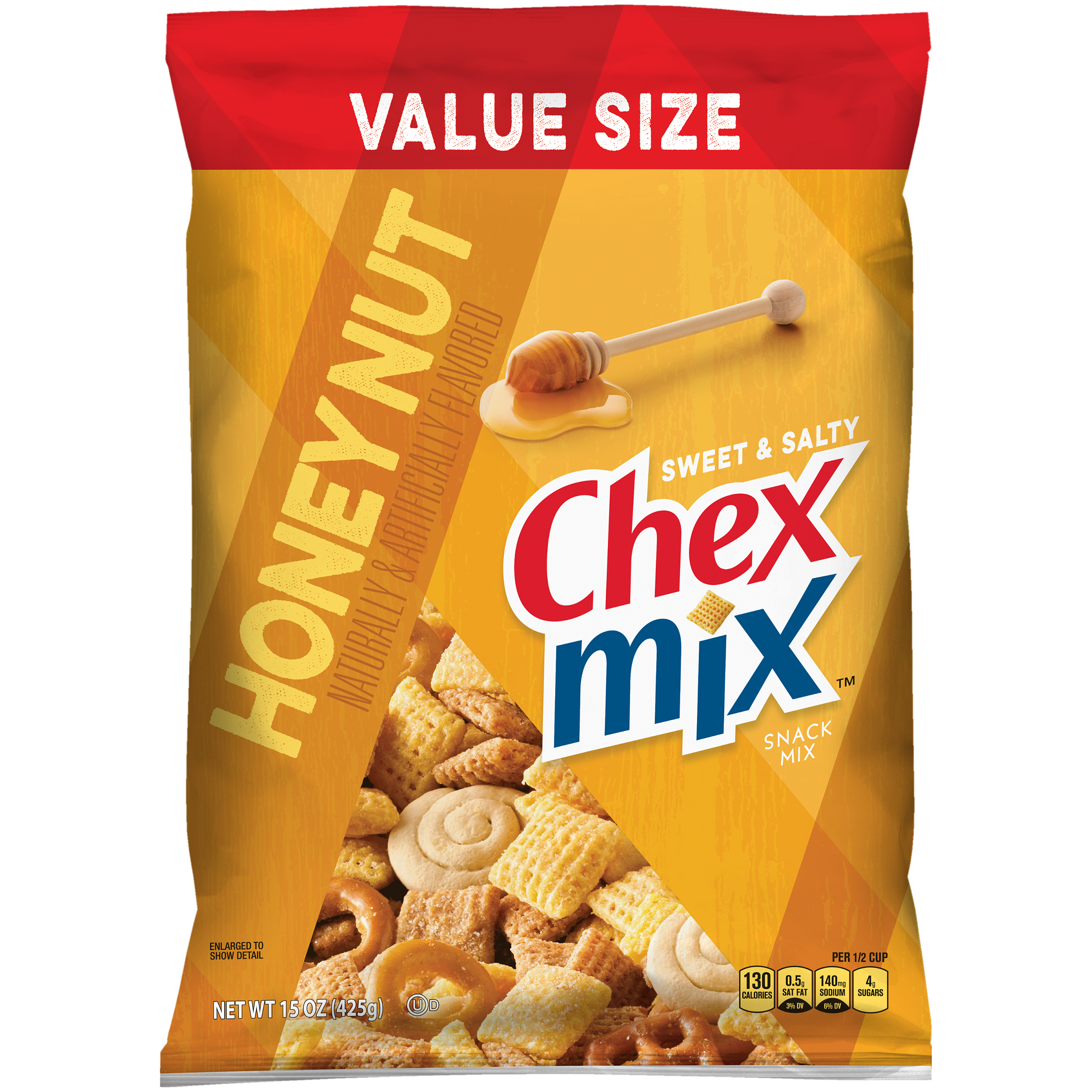 Chex Mix™ Sweet & Salty Honey Nut Snack Mix 15 oz. Bag