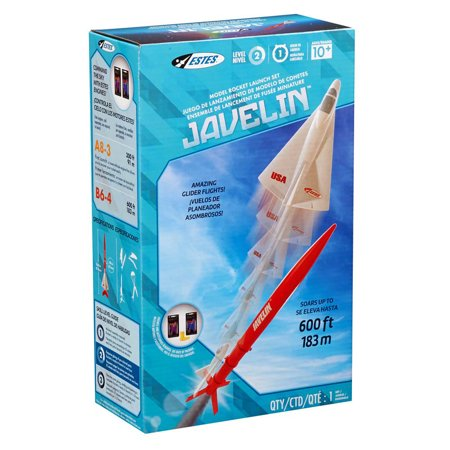 Estes Javelin E2X Rocket Launch Set, EST1436