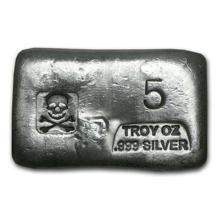 1 Oz Silver Round Apmex 2012 Year Of The Dragon