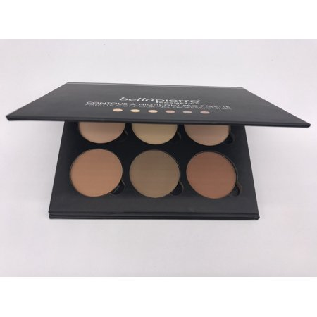 Bellapierre  Contour & Highlight Pro Palette