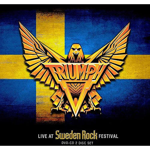 Live At Sweden Rock Festival (CD/DVD)
